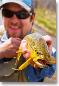 Provo River Outfitters is proud to endorse their own unique brand of fly fishing schoo